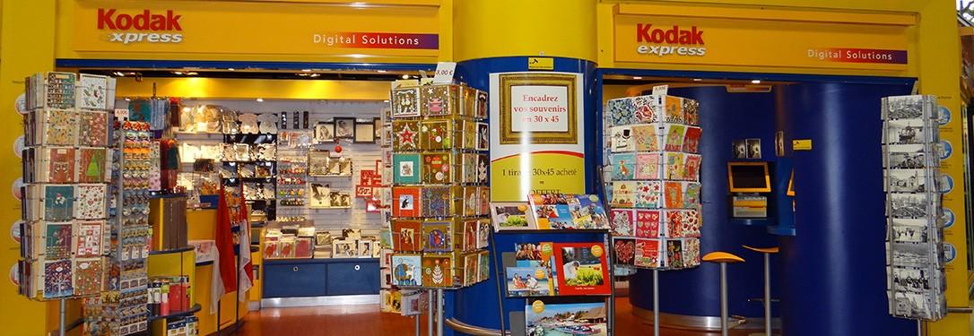Centre Commercial Fontvieille Monaco